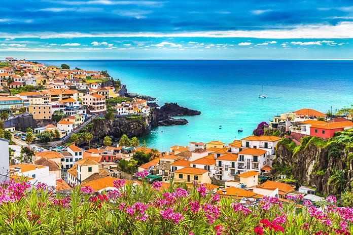 Administracyjnie Europa, geograficznie Afryka - niezwykła Madera